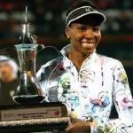 Venus Williams, jamais deux sans trois