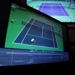 Le tennis filmé sous tous les angles