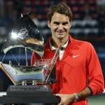 Roger Federer puissance six