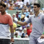 Djokovic trop fort pour Nadal