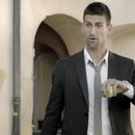 Novak Djokovic a la bonne heure