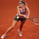 Maria Sharapova s'offre le triplé