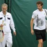 John McEnroe entraîneur d'Andy Murray?