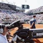 Focus sur le dispositif de France Télévisions à Roland-Garros