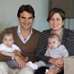 Federer de nouveau papa