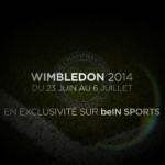 Wimbledon sur beIN SPORTS