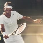 Les cadors habillés pour Wimbledon