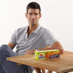 Novak Djokovic joue le technico-commercial