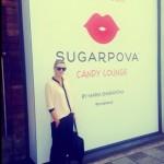 Sugarpova débarque à Wimbledon