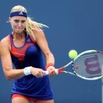Kristina Mladenovic relève le défi