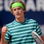 Zverev gagne 124 places