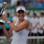 22, revoilà Wozniacki