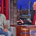 Djokovic chez David Letterman