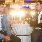 Nadal et Djokovic se retrouvent
