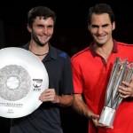 Roger Federer s'impose à Shanghaï