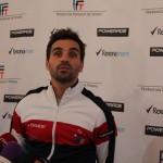 Coupe Davis: la liste de Clément