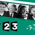 Francetv Sport à l'heure de la Coupe Davis