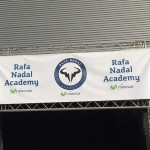 La première pierre de Rafael Nadal