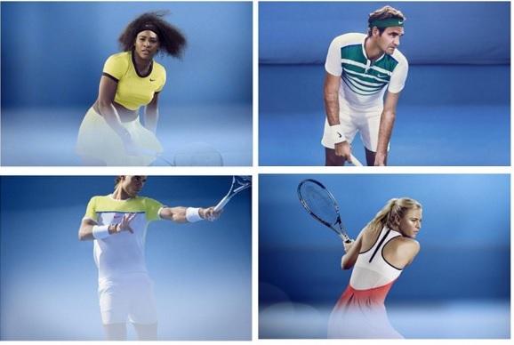 Tenues Nike, Open d'Australie 2016 ©Nike