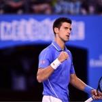 Novak Djokovic s'offre le quintuplé