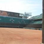 Roland-Garros s'éveille