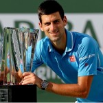 Djokovic atteint les 50