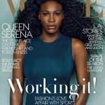 S.Williams se lâche pour Vogue
