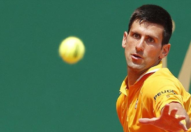 Novak Djokovic Masters 1000 Monte-Carlo
