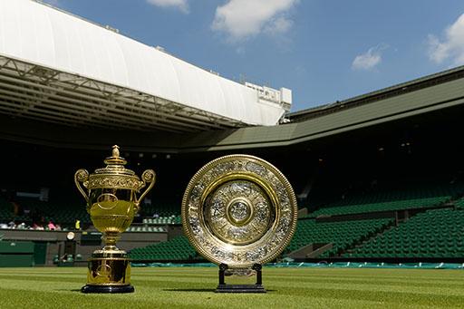 Trophées Wimbledon