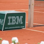 IBM, 30 ans d'innovations à Roland-Garros