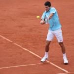 Novak Djokovic reprend du désert