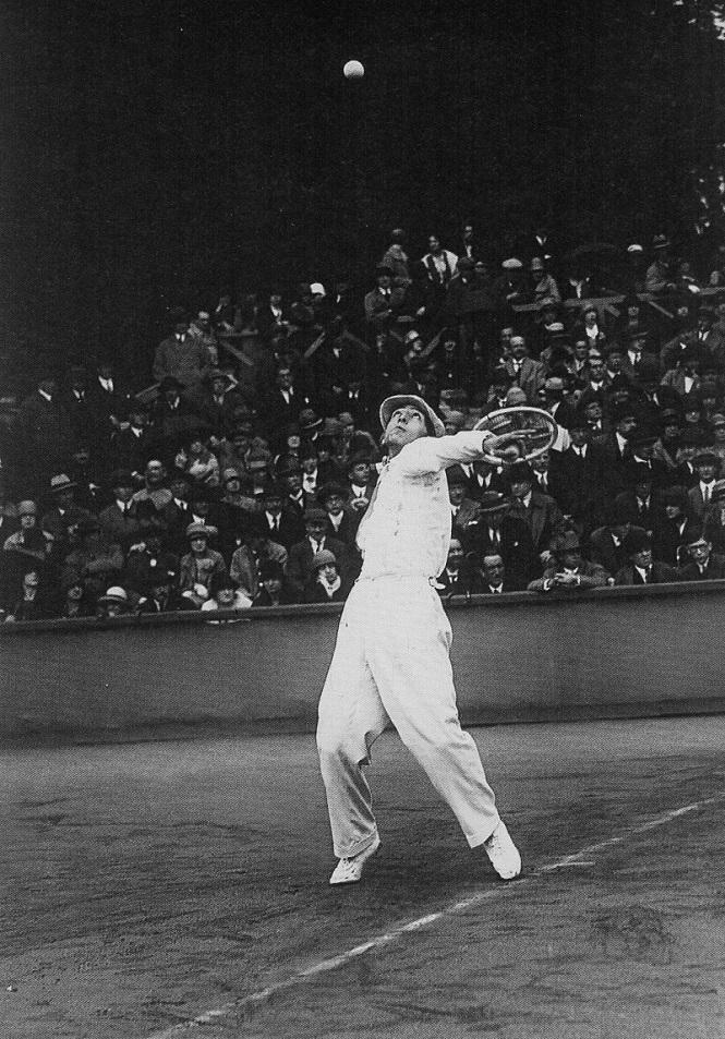 René Lacoste en 1927 ©ROL