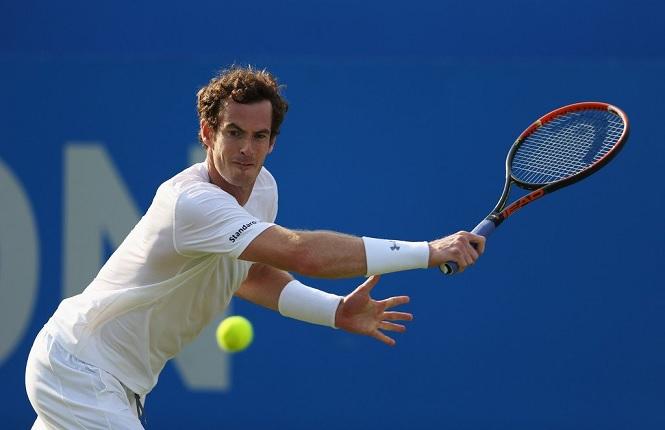 Andy Murray Queen's 2015