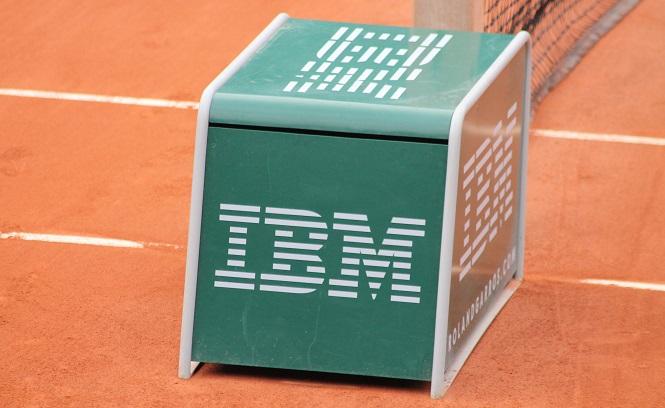 IBM et Roland-Garros