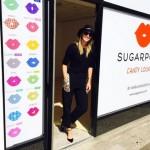 Maria Sharapova ouvre sa boutique