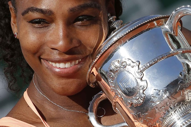 Serena Williams victoire Roland-Garros 2015