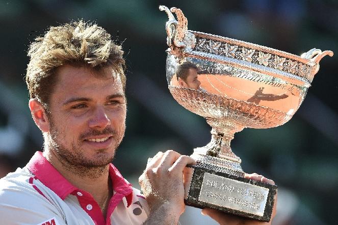 Stan Wawrinka vainqueur Roland-Garros 2015