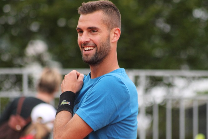 Benoit Paire Roland-Garros 2015