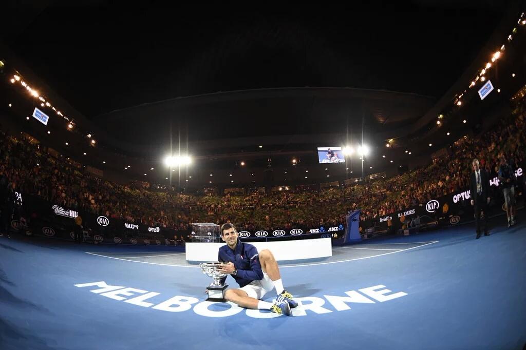 Novak Djokovic remporte son 6e Open d'Australie