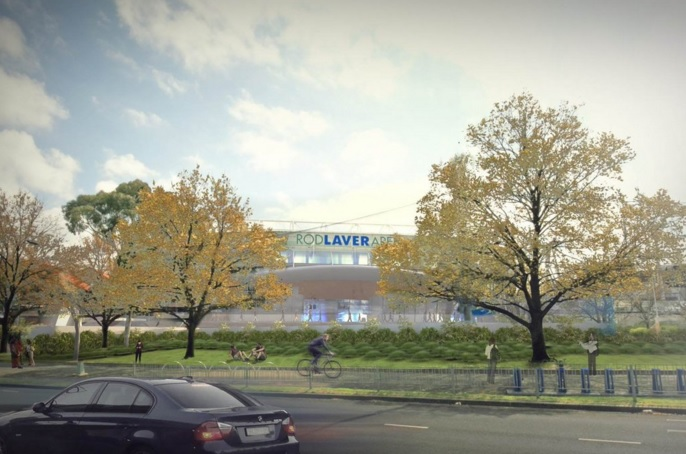 Rod Laver Arena - Major Projects