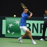 Coupe Davis: Gasquet s'impose