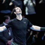 Andy Murray termine en beauté