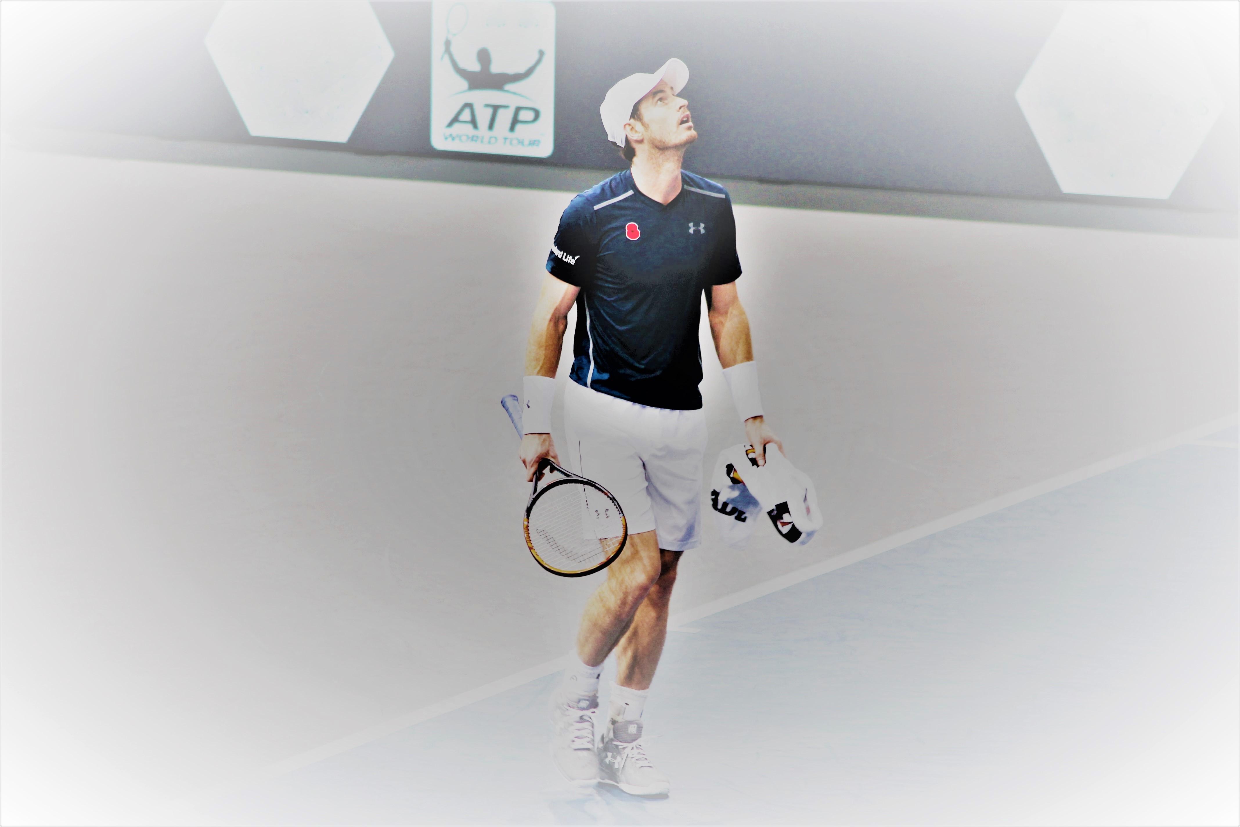 Andy Murray souhaite désormais conserver sa place ne n°1 mondial /©SoTennis