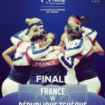 Finale de la Fed Cup: les Bleues sélectionnées