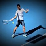 Novak Djokovic à Acapulco
