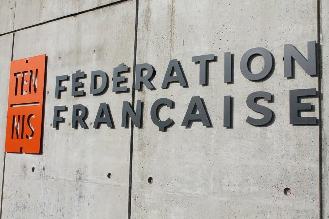 Bernard Giudicelli est le président d'une FFT en reconstruction /©SoTennis
