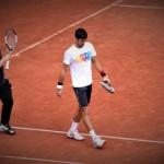Novak Djokovic stoppe tout