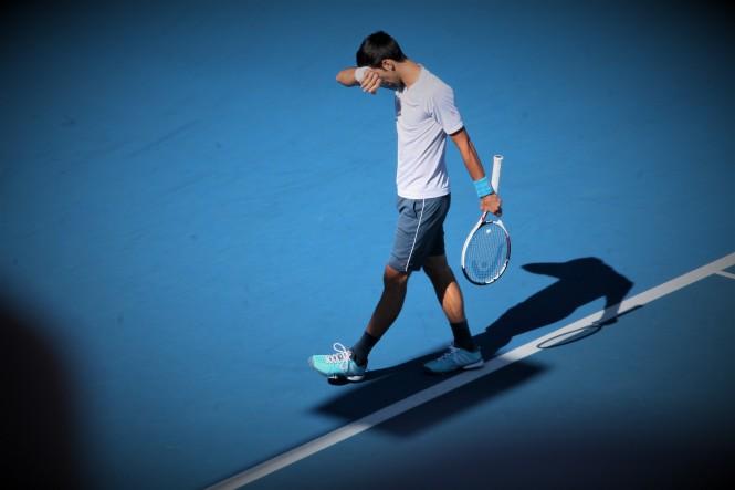 Novak Djokovic / ©SoTennis