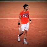 Novak Djokovic dit stop