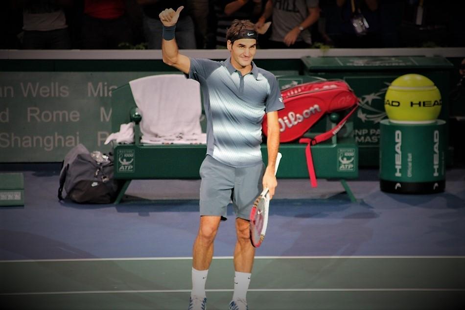 Roger Federer / ©SoTennis